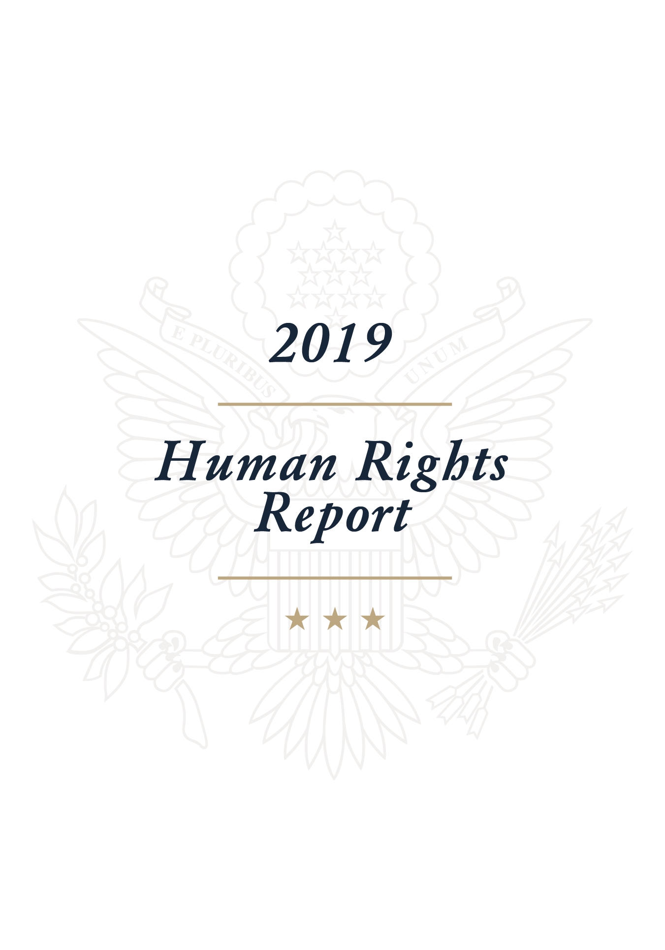 2019 Human Rights Report
