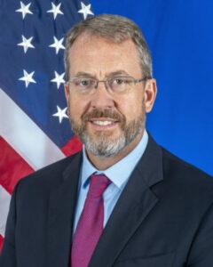 Ambassador James Story