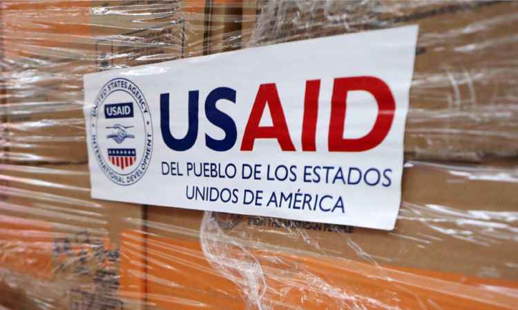 USAID Principal Advisor Mark Feierstein Meeting with Venezuelan Interim Government Officials