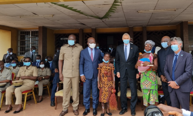 Remarks by The U.S Ambassador in Divo on World Malaria Day