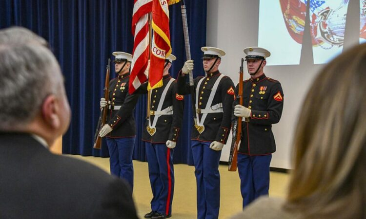 Picture of 4 Marines