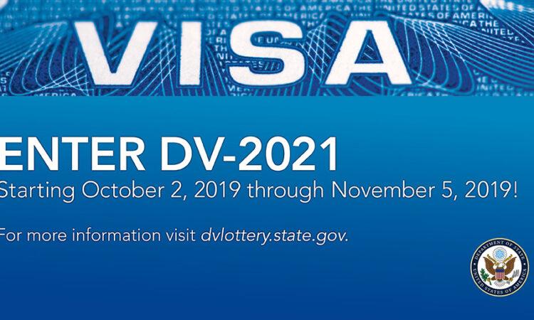 2021 Diversity Visa (DV)