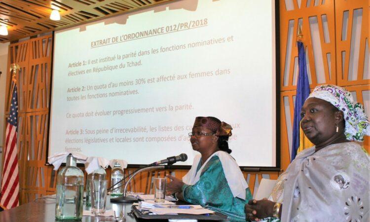 Une conférence-débat commémorant la Journée de la Femme explore la parité dans les fonctions nominatives et électives