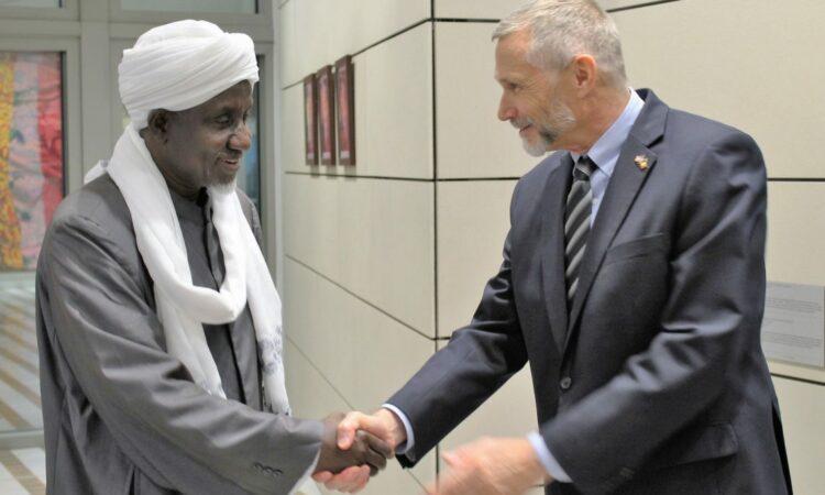 L'Iftar de l'ambassade célèbre l'esprit de respect mutuel