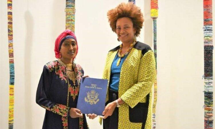 Une Députée du Parlement Tchadien revient du programme IVLP conçu pour connecter les femmes dirigeantes