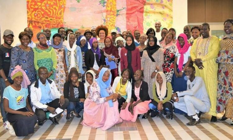 Young Chadians discuss the History and Lessons of America's Civil Rights Movement