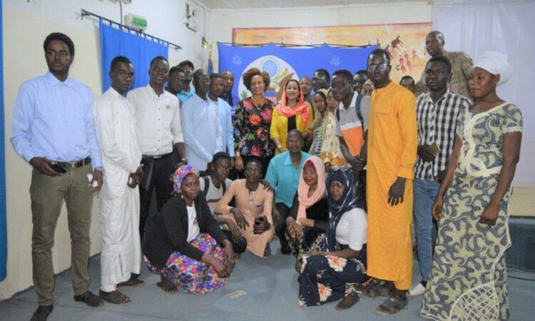 La projection du film «Hidden Figures» encourage la discussion sur le rôle et les aspirations des femmes dans la société tchadienne