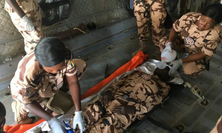 Les Forces armées tchadiennes et américaines coopèrent pour améliorer les capacités militaires