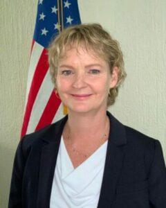 Consul General Eliza F. Al-Laham