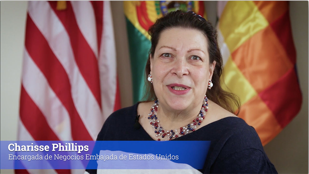 CDA Phillips on the 59th Inauguration