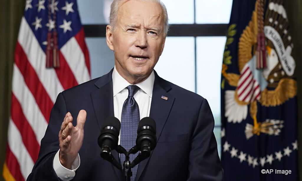 President Biden. Photo: AP Images