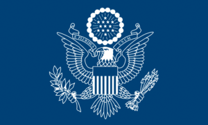 blue seal for United States