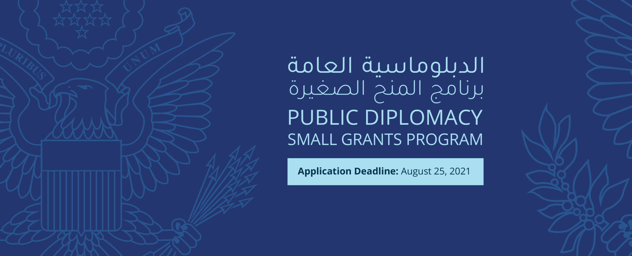 Public diplomacy small grants