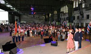 U.S. Independence Day Celebration 2019 Commemorating the Luftbrücke 70th Anniversary