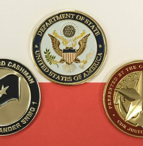 Collective Military Coins