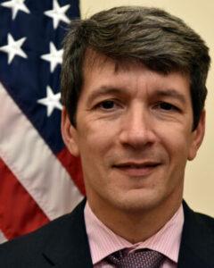 Deputy Principal Officer Eric V. Gaudiosi
