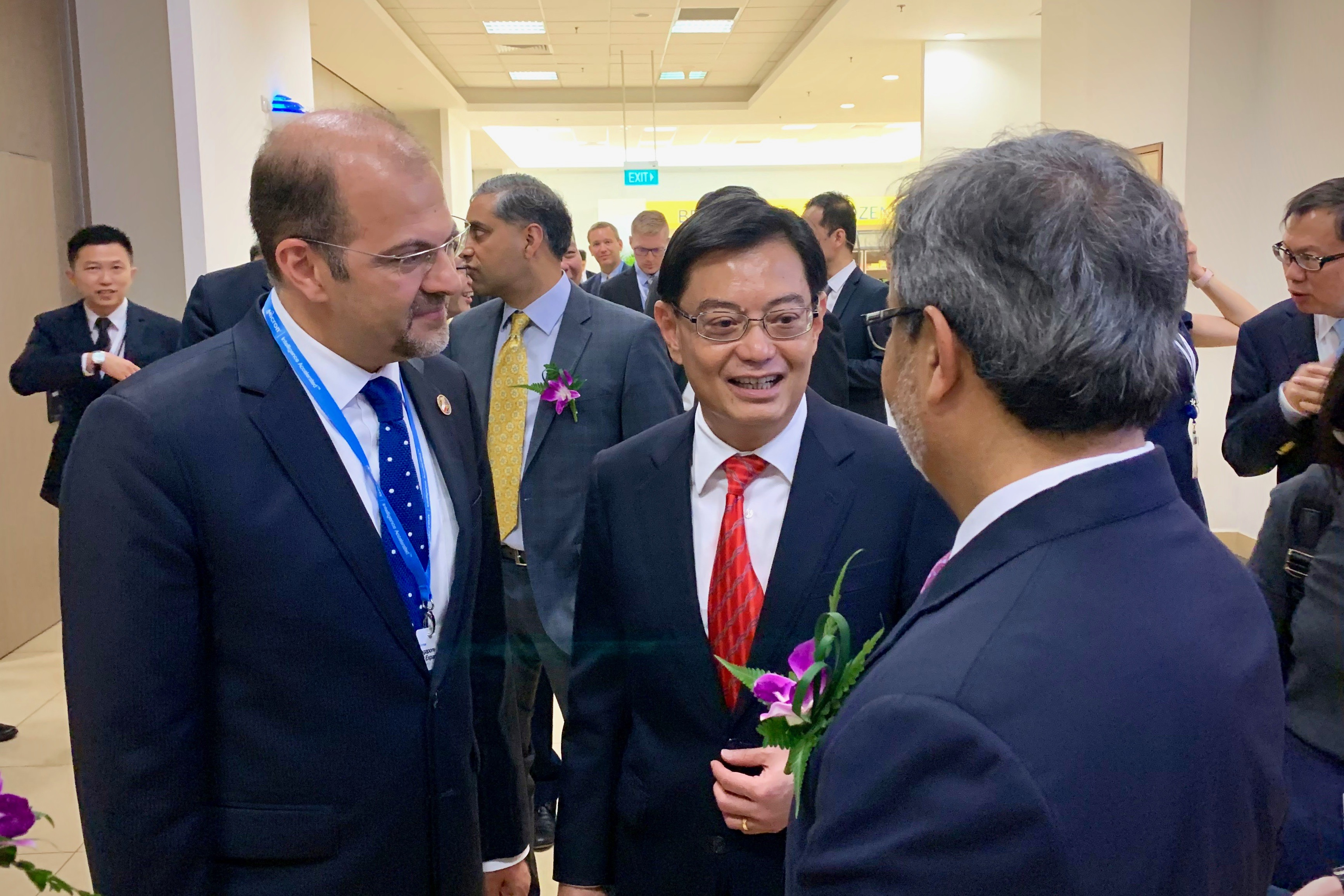 Micron opens Fab10 facility expansion, demonstrating confidence in Singapore