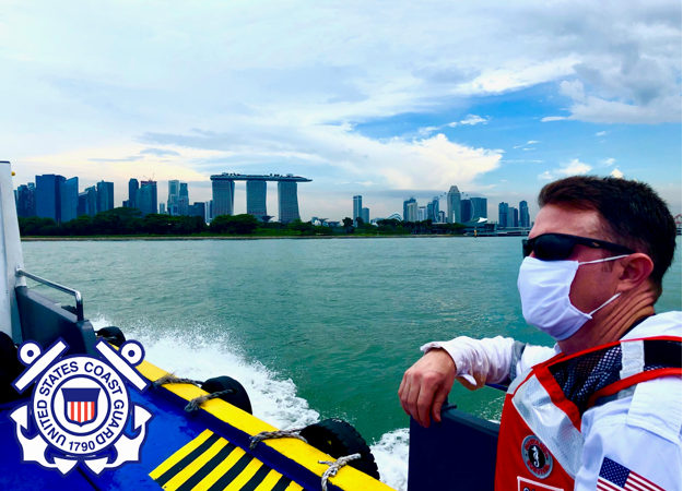 U.S. Coast Guard – Marine Inspection Detachment (MIDET) Singapore
