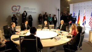 Deputy Secretary Sullivan's Participation in the G7 Foreign Ministers' Meeting