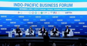 2019 Indo Pacific Business Forum Showcases High Standard US Investment