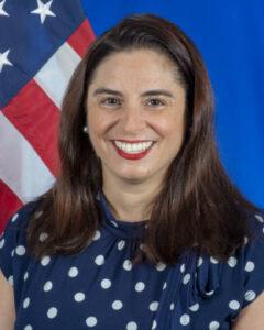 Consul General Nancy Abella