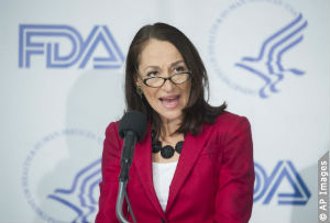 FDA Commissioner Margaret A. Hamburg, M.D.