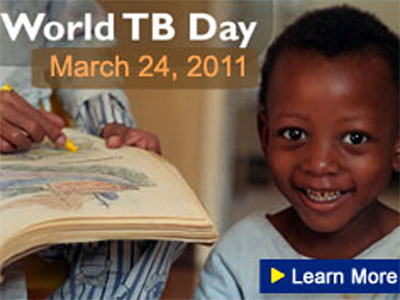 On March 24, the world commemorates World Tuberculosis (TB) Day by celebrating the tremendous progress that has been made in combatting this disease.