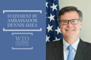Ambassador Shea