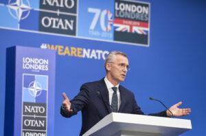 Secretary General Jens Stoltenberg's Press Conference