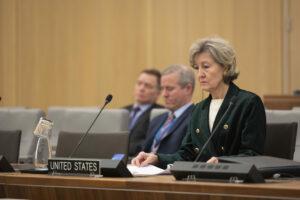 Ambassador Kay Bailey Hutchison