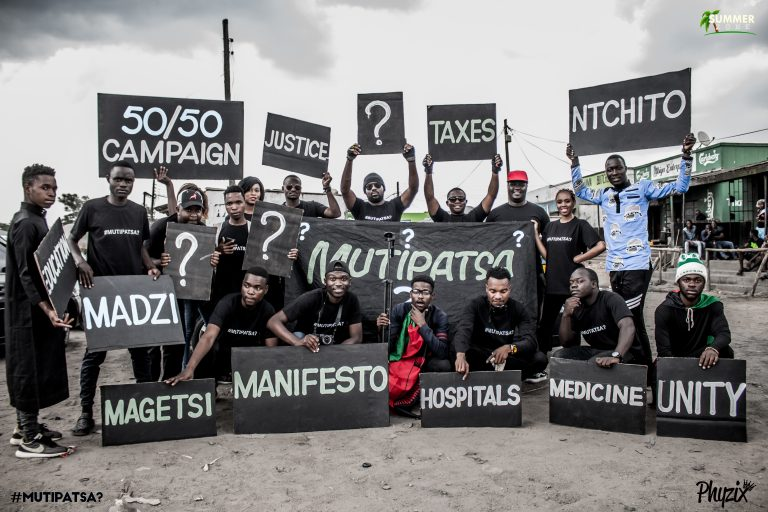 The Hip-Hop Movement and the 2019 Elections in Malawi