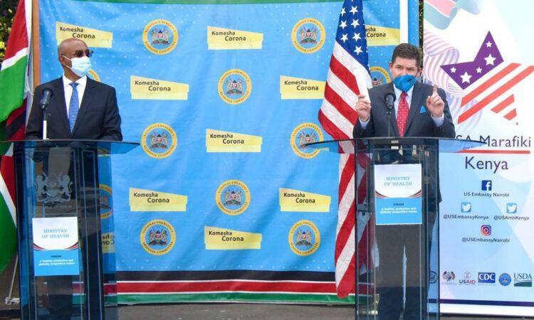 United States Provides 200 Ventilators to Kenya to Respond to COVID-19
