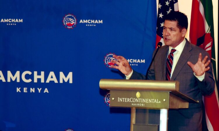 Ambassador McCarter's Remarks to AmCham 2019 State of East Africa Integration Breakfast