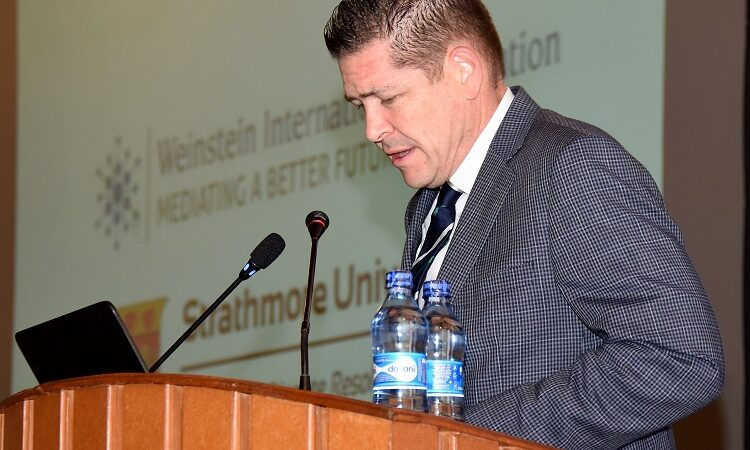 Ambassador McCarter's Remarks at the International Mediation Conference