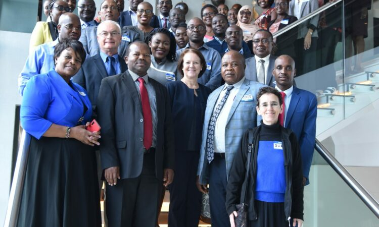 United States and Kenya Partner on The Establishment of a National Public Health Institute