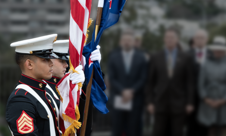 Memorial Day 2020. Photo credit: U.S. Department of State.