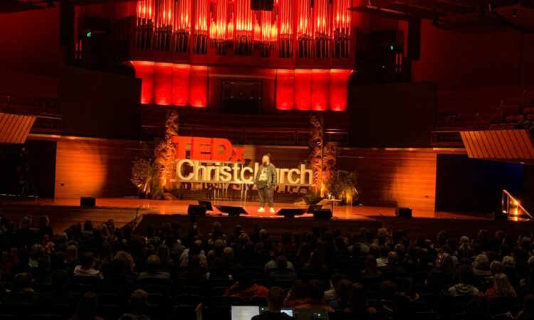 The U.S. Embassy was proud to support TEDxChristchurch in 2019 - a special event with many captivating and inspiration speakers.