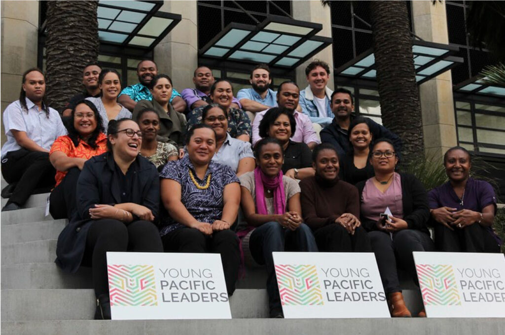 Young Pacific Leaders. Photo credit: U.S. Department of State.