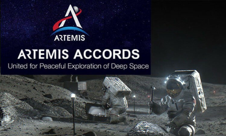 U.S., Japan, Six Other Nations Sign Artemis Accords