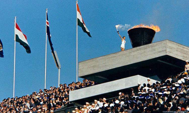 最新の放送技術が使われた1964年東京オリンピック