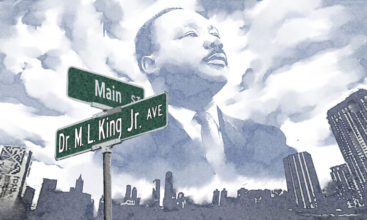 Where Streets Have One Name: Martin Luther King Jr.