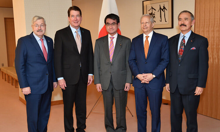 Four U.S. Ambassadors of the Indo-Pacific Gather in Tokyo