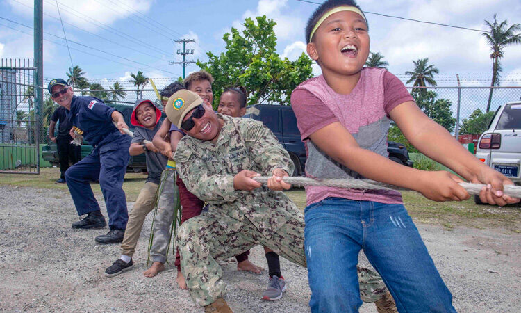 Partnership Prepares Pacific Nations for Natural Disasters