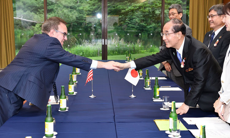 G20 Environment and Energy Meetings Find Consensus in Karuizawa