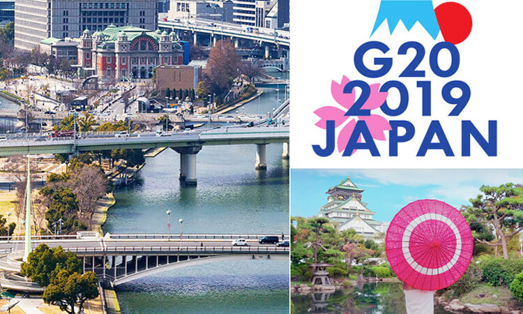 Osaka Gears Up for G20 Summit