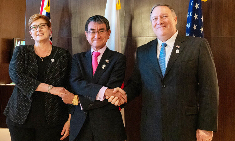U.S. and Japan Announce Mekong Power Partnership