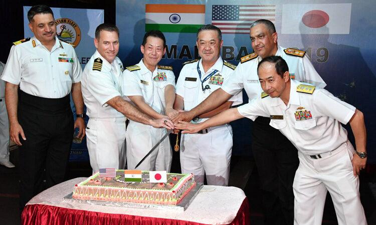 Malabar 2019 Strengthens U.S.-Japan-India Naval Cooperation