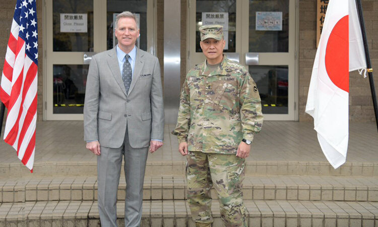 Joint Exercise Builds Teamwork for U.S. and Japanese Forces