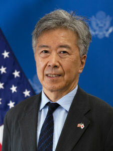 Consul General Richard Mei, Jr.