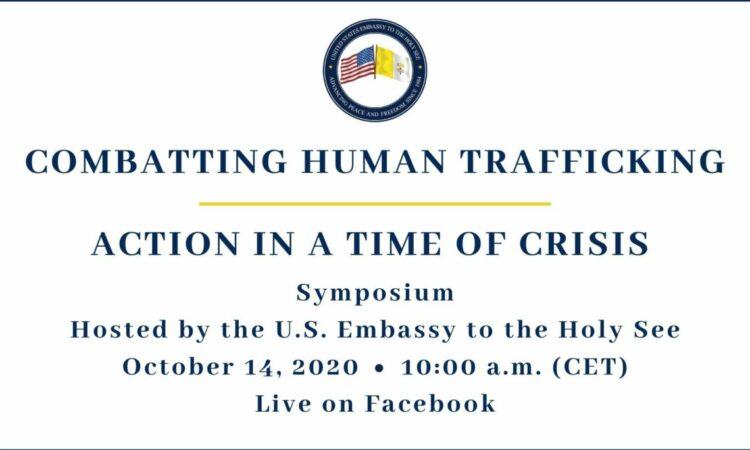 """Symposium: """"Combatting Human Trafficking"""